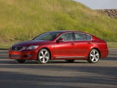 2010 Lexus GS 460