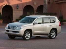 2010 Lexus GX 460 Base 4dr All-wheel Drive