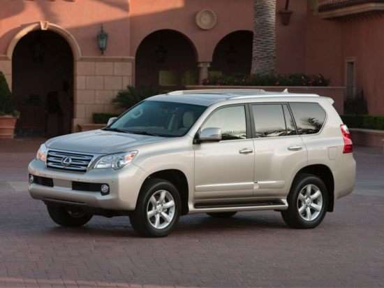 Toyota Resumes Sales of 2010 Lexus GX 460