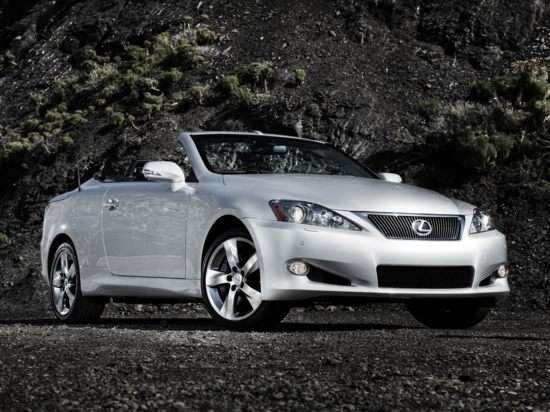 Road Test: 2010 Lexus IS 350C