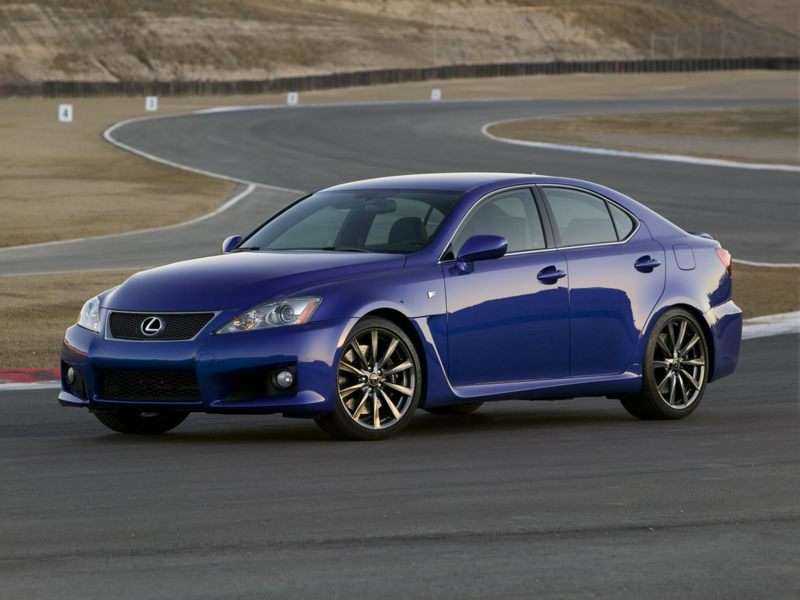 2010 Lexus IS-F