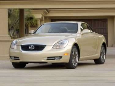2010 Lexus SC 430 