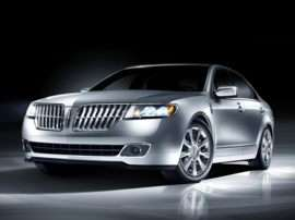 2010 Lincoln MKZ Base 4dr Front-wheel Drive Sedan