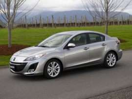 2010 Mazda MAZDA3 is the Fuel Sipper for Those Who Want to Drive Fast