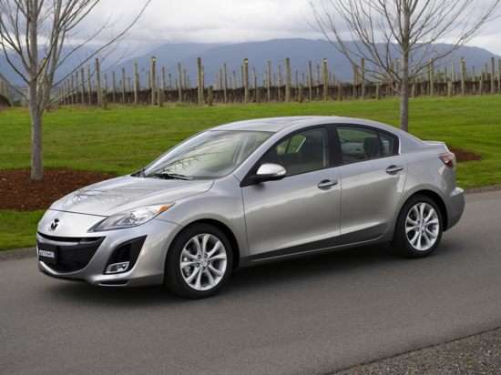 2010 Mazda MAZDASPEED3 Review