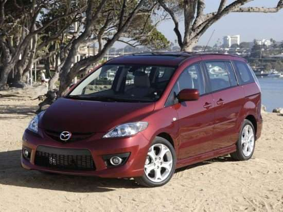 Minivan Makeover: The New Mazda MAZDA5