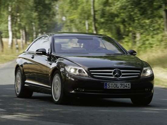 New 2011 Mercedes-Benz CL-Class Debuts Two New Active Safety Systems
