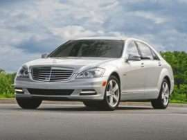 Mercedes-Benz Planning Plug-in Hybrid for the Mercedes-Benz S-Class
