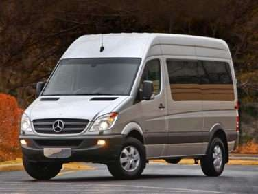 2010 Mercedes-Benz Sprinter Wagon
