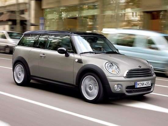 2011 MINI Cooper Countryman Breaks Cover