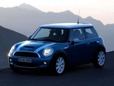 2010 MINI Cooper S 