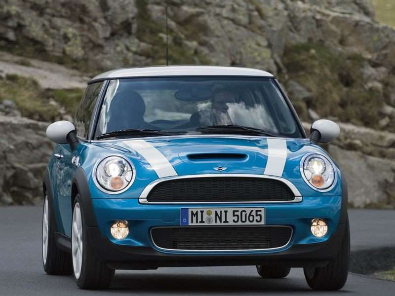Research the 2010 MINI Cooper S