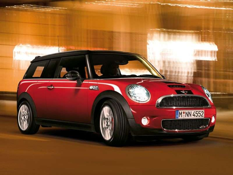 2010 MINI John Cooper Works Clubman