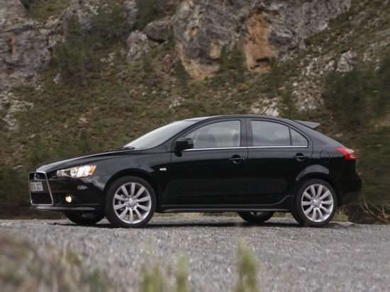 2010 Mitsubishi Lancer Sportback Review