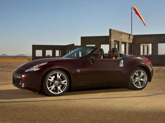 Nissan Releases Details, Pricing for 2010 Nissan 370Z 40th Anniversary Edition