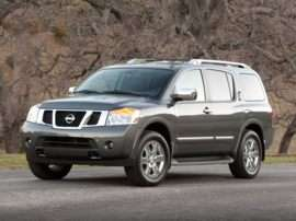 2010 Nissan Armada Platinum Review