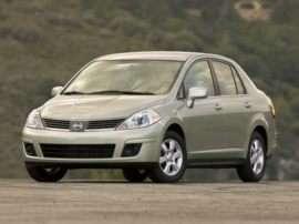 2010 Nissan Versa 1.6 Base 4dr Sedan