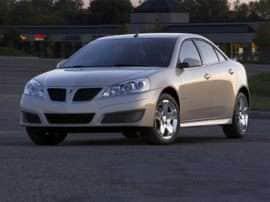 2010 Pontiac G6 Base 4dr Sedan