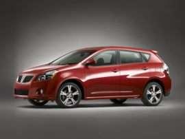 2010 Pontiac Vibe Base Front-wheel Drive Hatchback