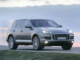 2010 Porsche Cayenne Base 4dr All-wheel Drive