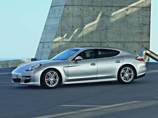 Porsche Panamera: The New Sports Car