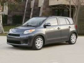 New 2010 Scion xD is Flashy and Fuel Thrifty