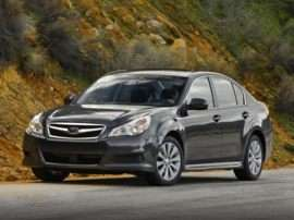 Redesigned 2010 Subaru Legacy Gains MPGs and Accolades