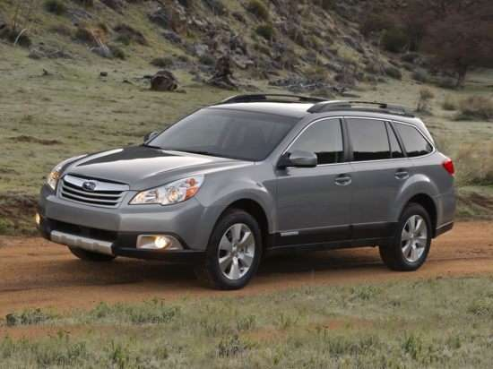 Subaru Outback: Enough to Save the Company?