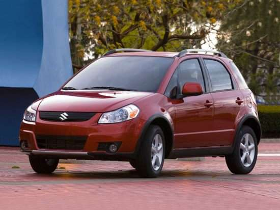 "The ""Top Gear"" Top Choice: Suzuki SX4 SportBack"