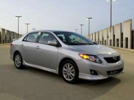 New 2010 Toyota Corolla Saves You Money at the Dealership and the Pump