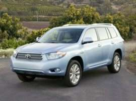 Is the 2010 Toyota Highlander Hybrid Worth the Price?