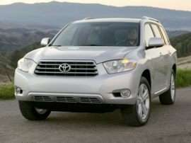 2010 Toyota Highlander Tops New SUVs Added as IIHS Top Safety Picks