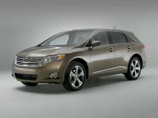 New 2010 Toyota Venza Offers Low MSRP and High MPGs