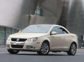 2010 Volkswagen Eos Komfort 2dr Front-wheel Drive Convertible