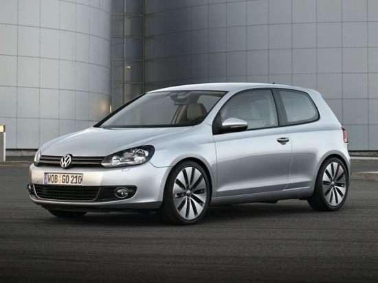 VW Announces Details for 2010 Golf Models