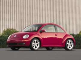 Best Used Volkswagen Coupe - New Beetle