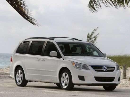 Best Used Volkswagen Minivan - Eurovan