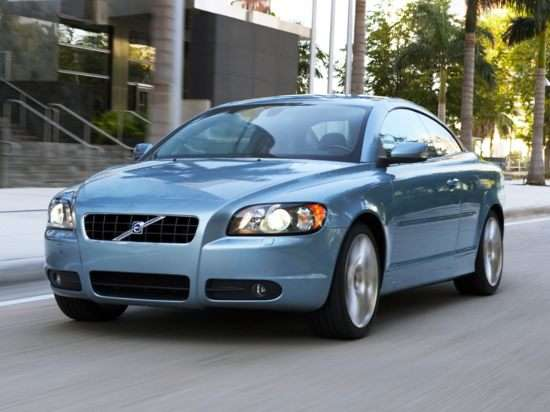 Volvo Redesigns C70, C30 for 2011