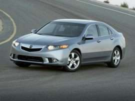 New 2011 Acura TSX Gains MPGs, Freshened Styling
