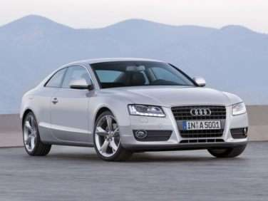 2011 Audi A5 