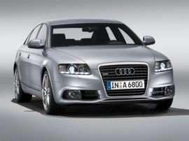 Audi Unveils 2012 Audi A6 Avant