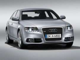 Audi Unveils Redesigned 2012 Audi A6