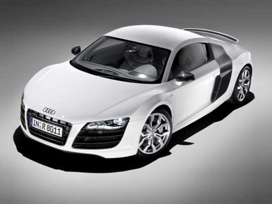 2011 Audi R8 Spyder Adds 4.2 FSI Model