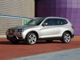 2011 BMW X3 xDrive28i 4dr All-wheel Drive Sports Activity Vehicle