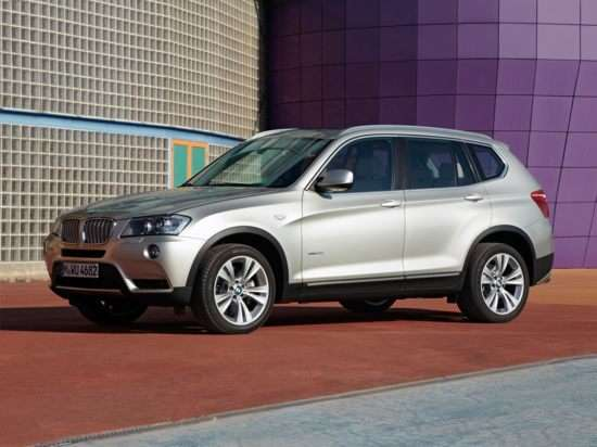 2011 BMW X3 Super Bowl Contest Ties-In With Facebook