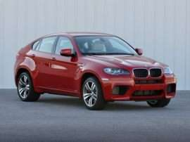 2011 BMW X6 M Base 4dr All-wheel Drive Sports Activity Coupe