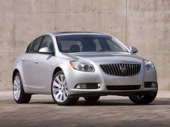 New 2011 Buick Regal to Return with Flex-Fuel Capability