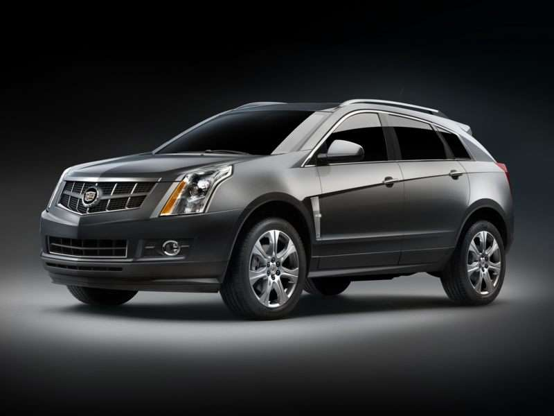 Research the 2011 Cadillac SRX