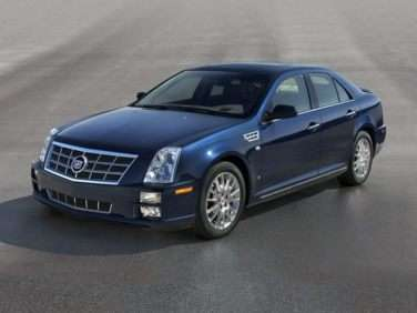2011 Cadillac STS 