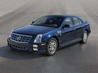 2011 Cadillac STS